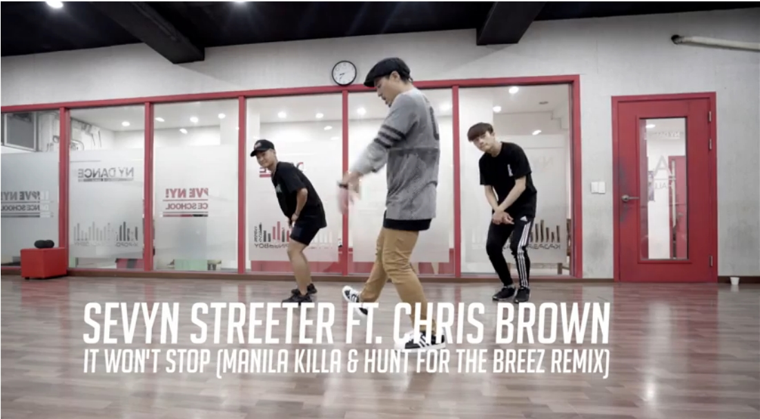 Doo Choreography – It Won't Stop
