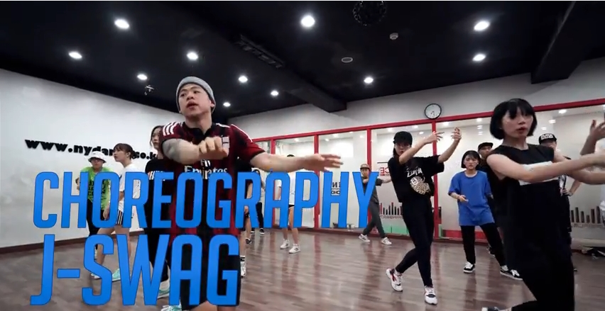NY Dance Choreo Class (Jswag – Back to the sea)