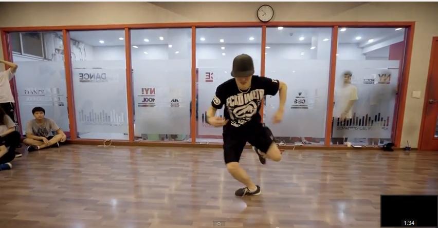 ALI – GOT U (DJ MUSTARD) Choreography