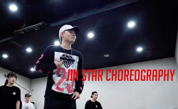 Jinstar – Manolo Choreography