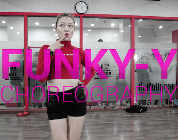 Janet Jackson – Burnitup! (Chreo. Funky-Y)