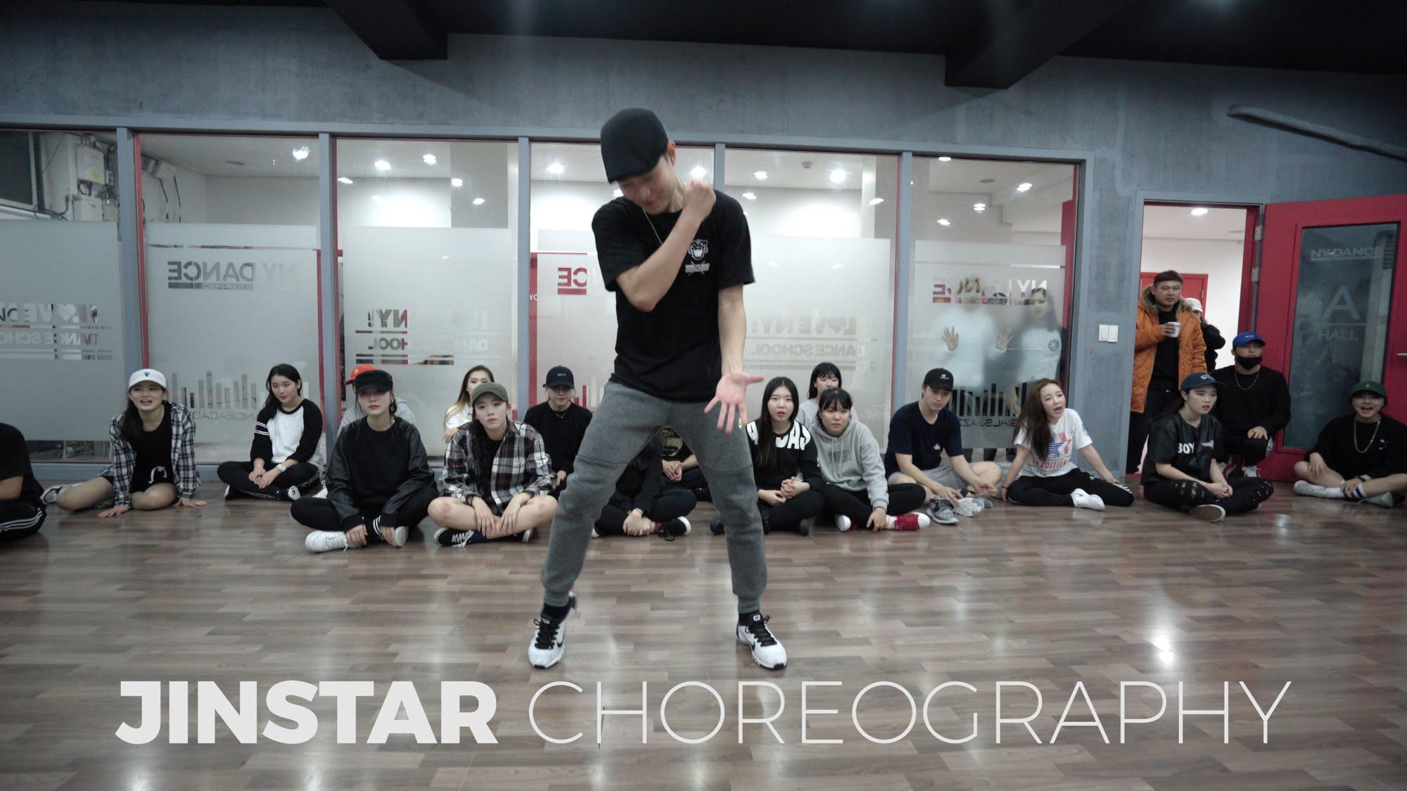 Charlie Puth – Suffer (Choreo. Jinstar)