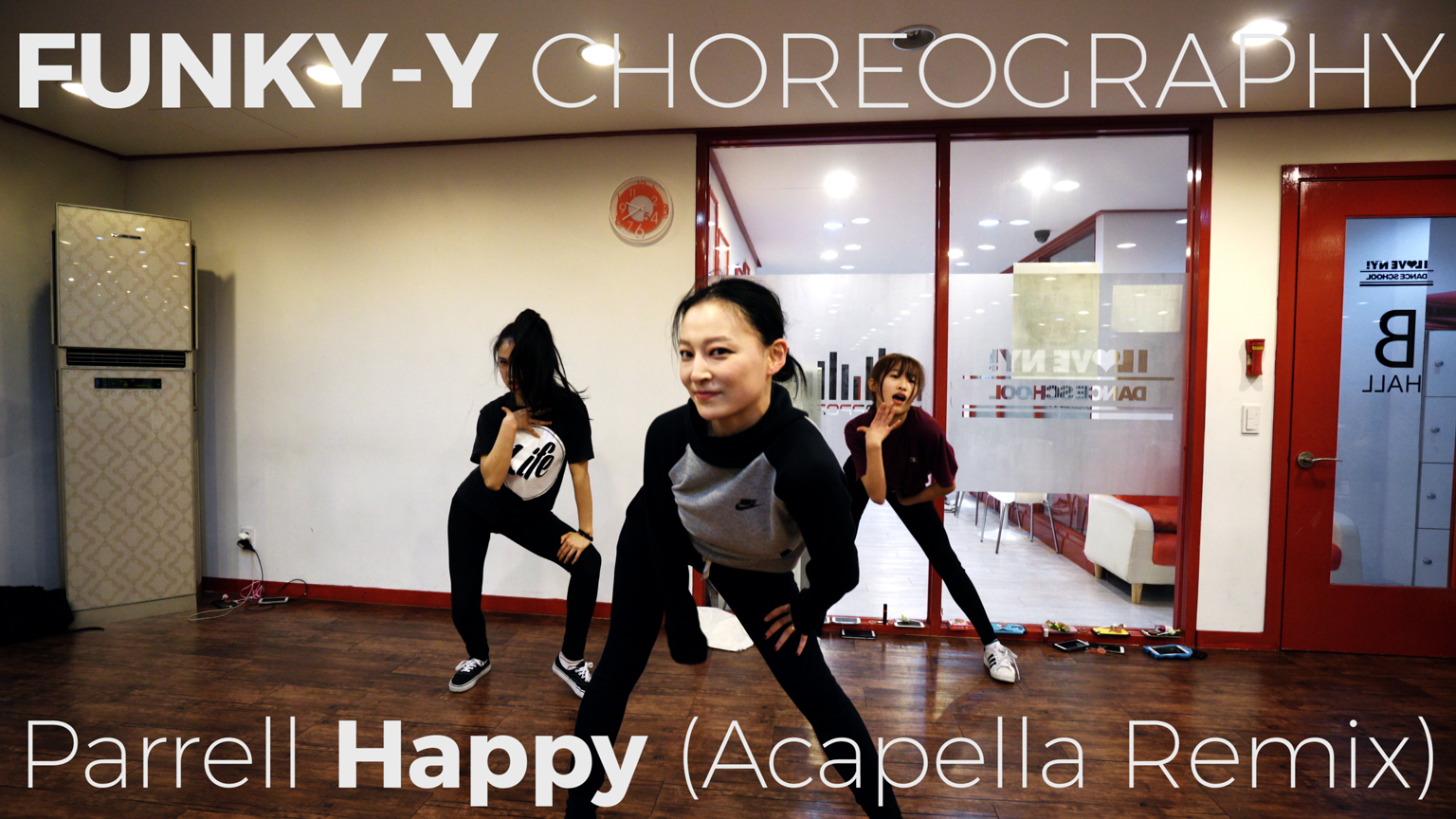 Parrell – Happy (Remix) (Choreo. Funky-Y)