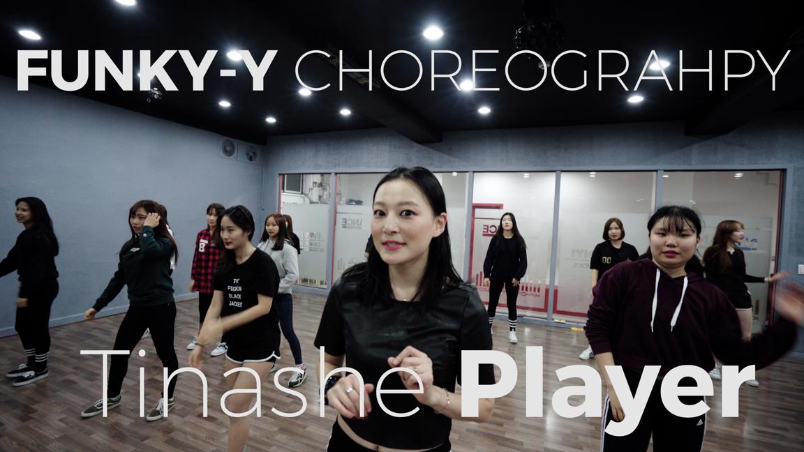 Tinashe – Player (Choreo. Funky-Y)