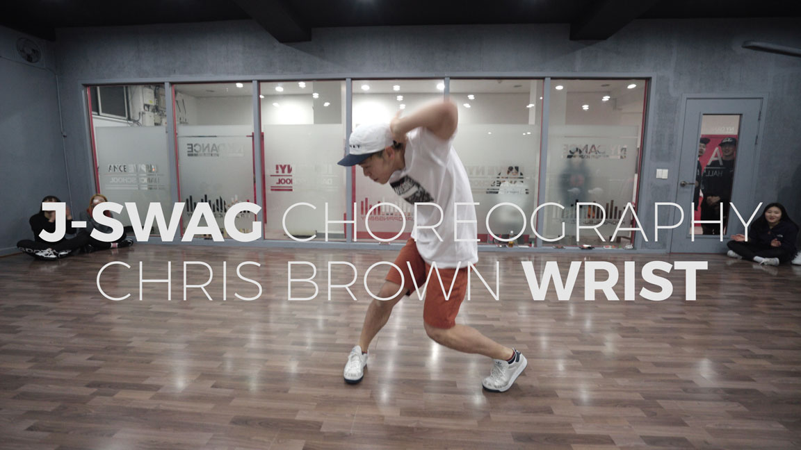 Chris Brown – Wrist(Choreo. J-SWAG)
