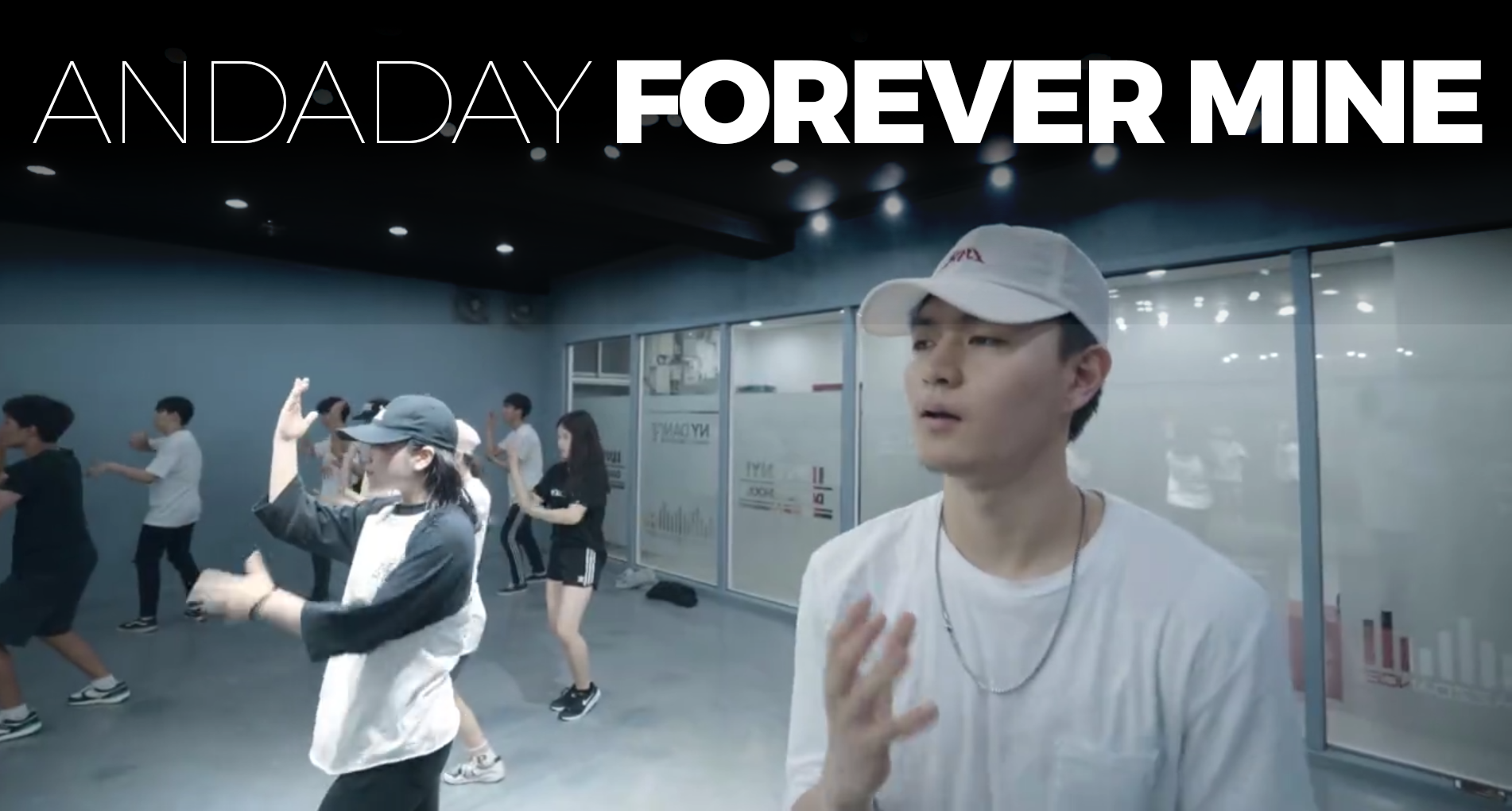 Andra day – forever mine (Choreography. Jinstar)