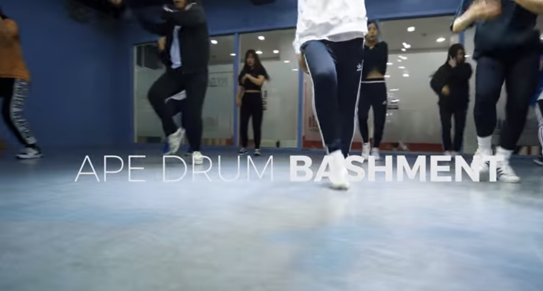 APE DRUM BASHMENT (choroeography. Jinwoo)