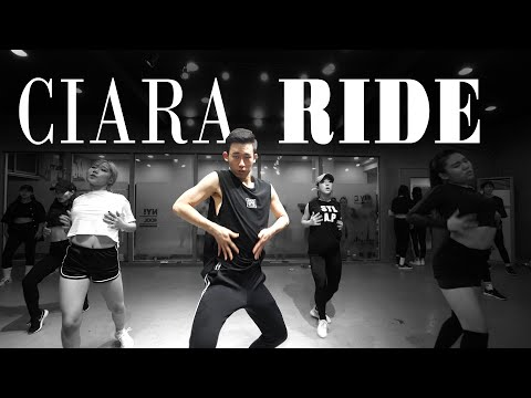 Ciara – Ride (Choreography. Gosh)