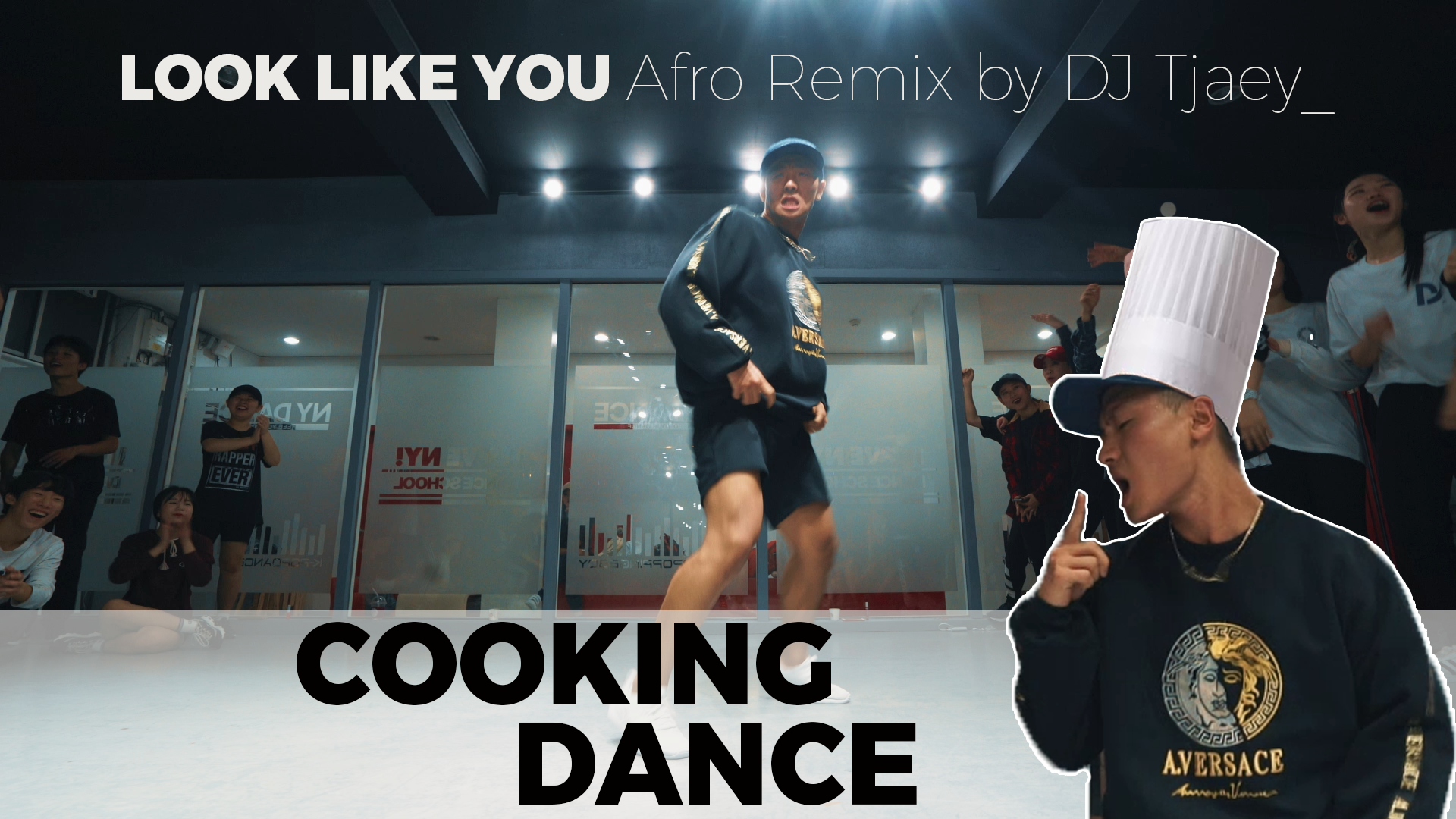Cooking dance _ Look like you (Dance. Taewoong)