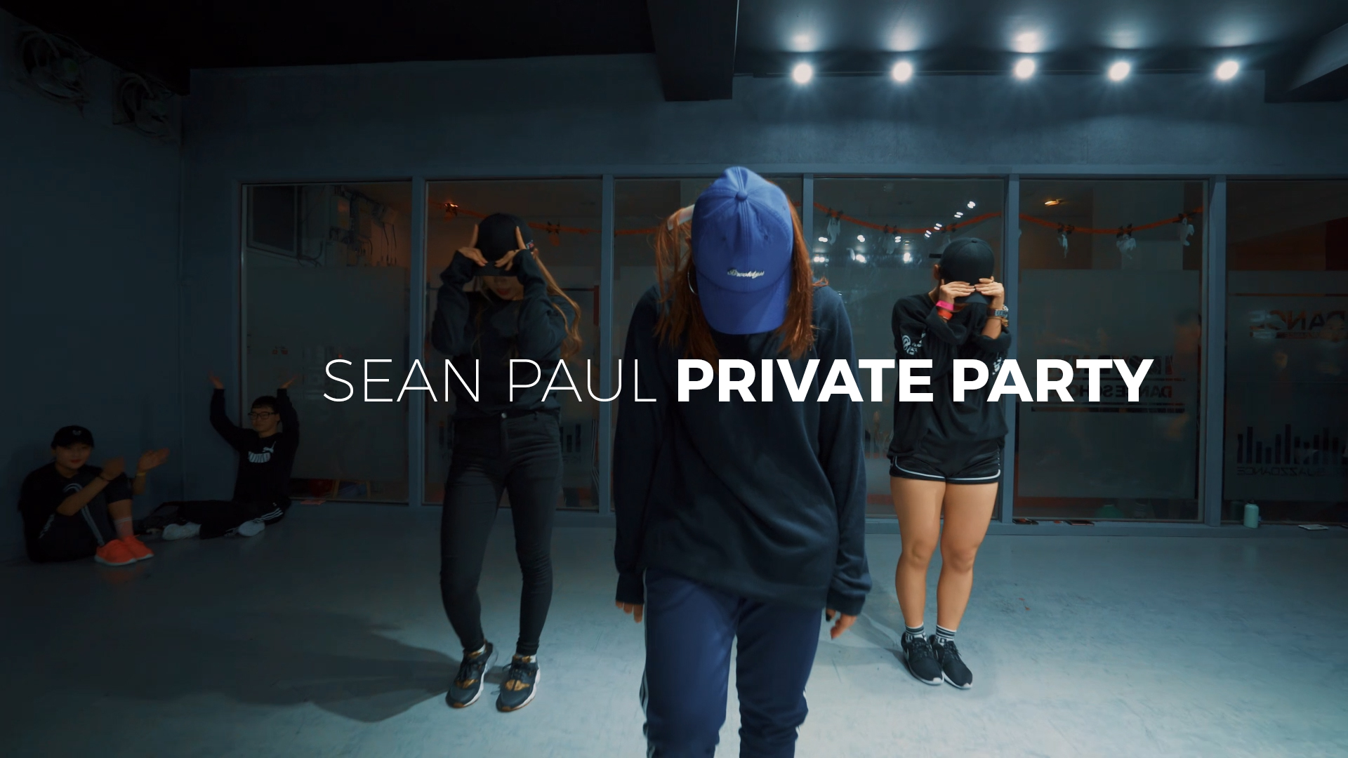 Sean Paul – Private Party (Dance. J-fire)