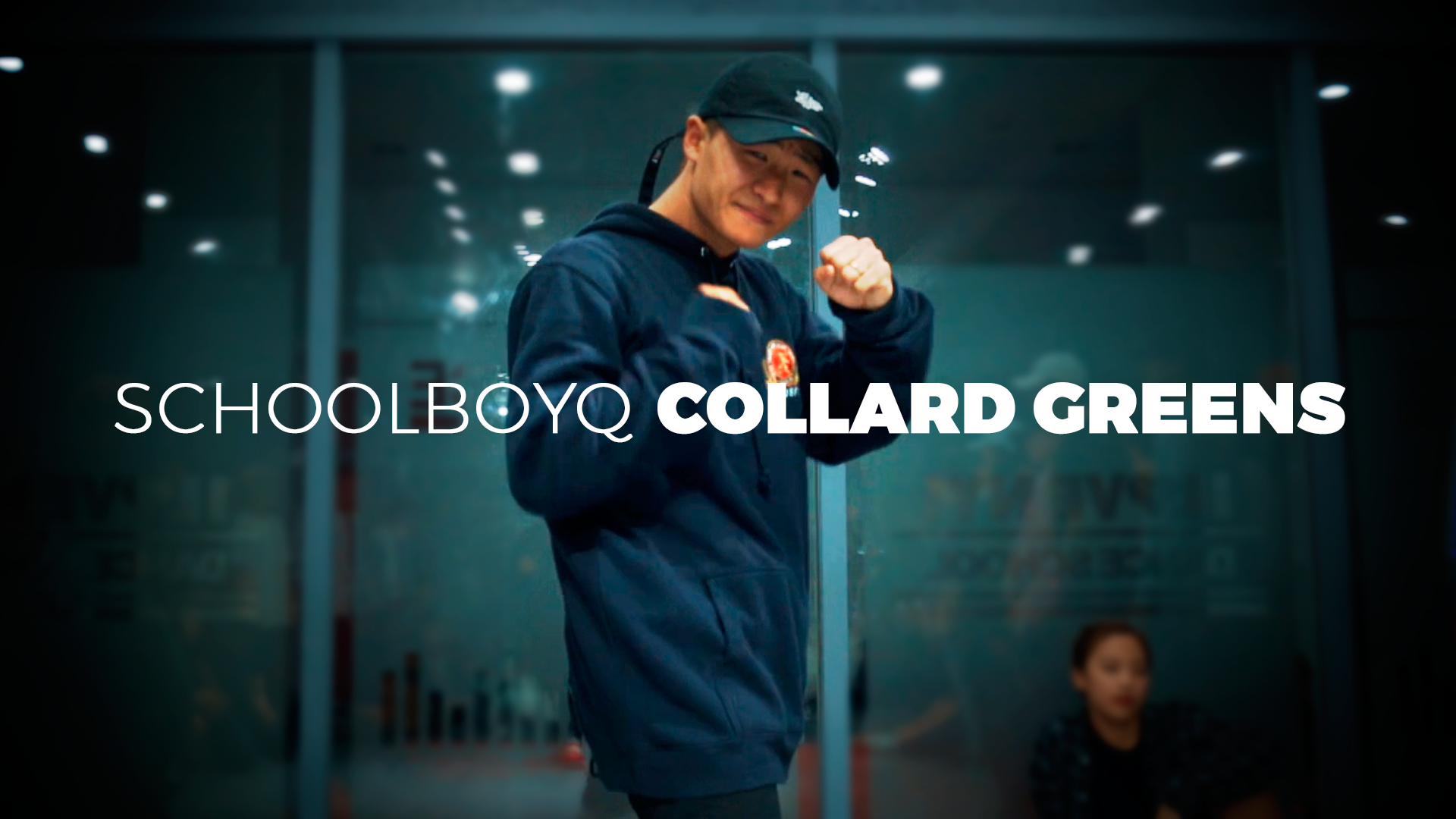 Schoolboy Q – Collard Greens (Dance. Lily)