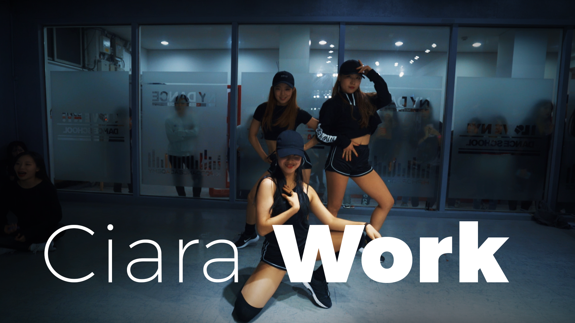 Ciara – Work (Dance. Gfam senior )