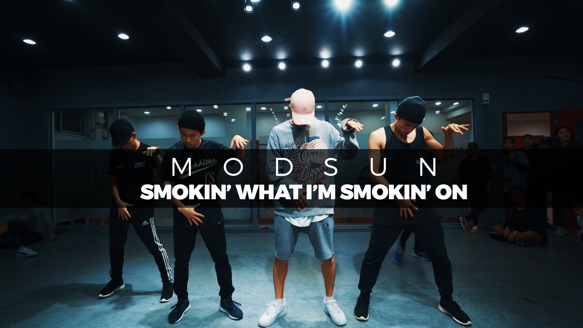MOD SUN – SMOKIN' WHAT I'M SMOKIN' ON (Dance. JayB)