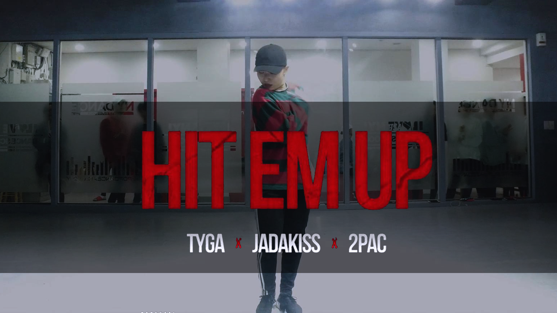 Tyga – hit'em up Feat.Jadakiss & 2Pac (choreography_J-fire)