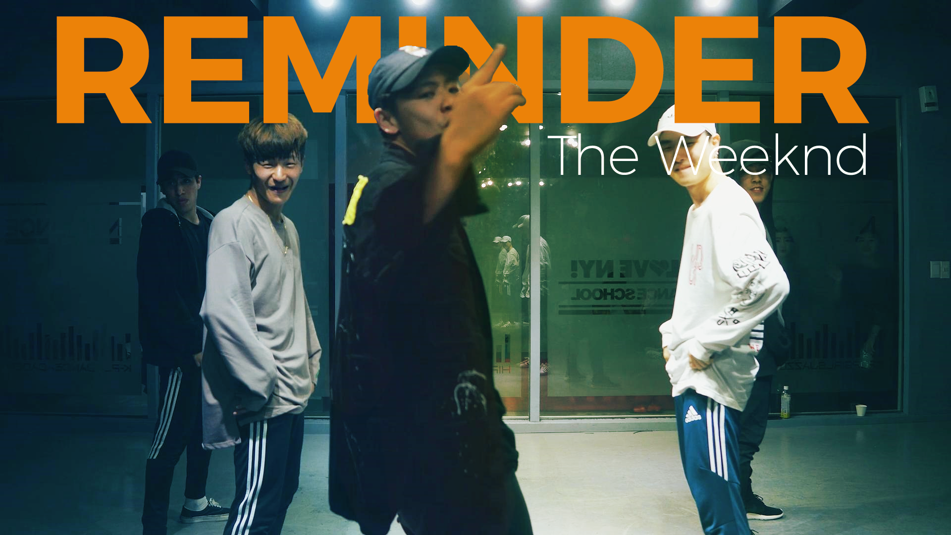 The Weeknd – Reminder (choreography_J-swag)