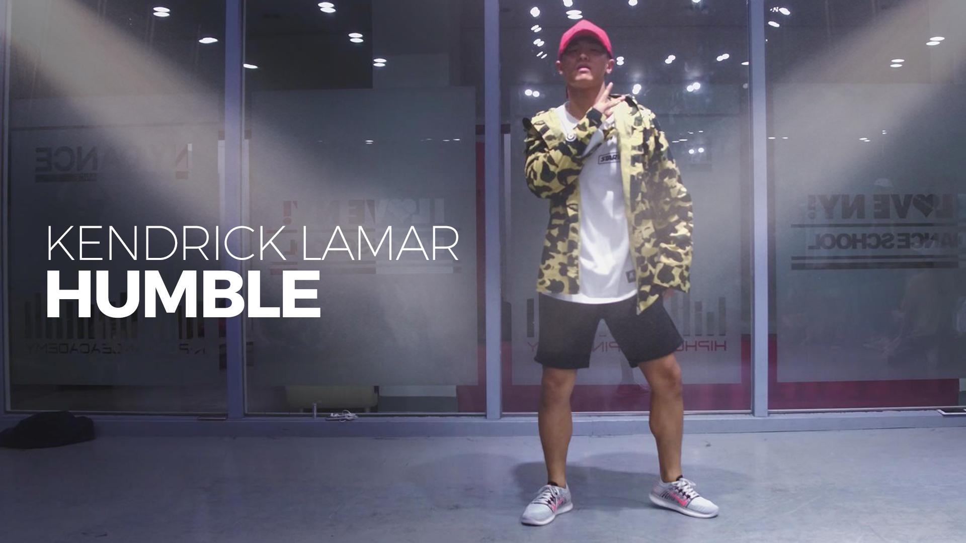Kendrick Lamar – HUMBLE (choreography_LILY)
