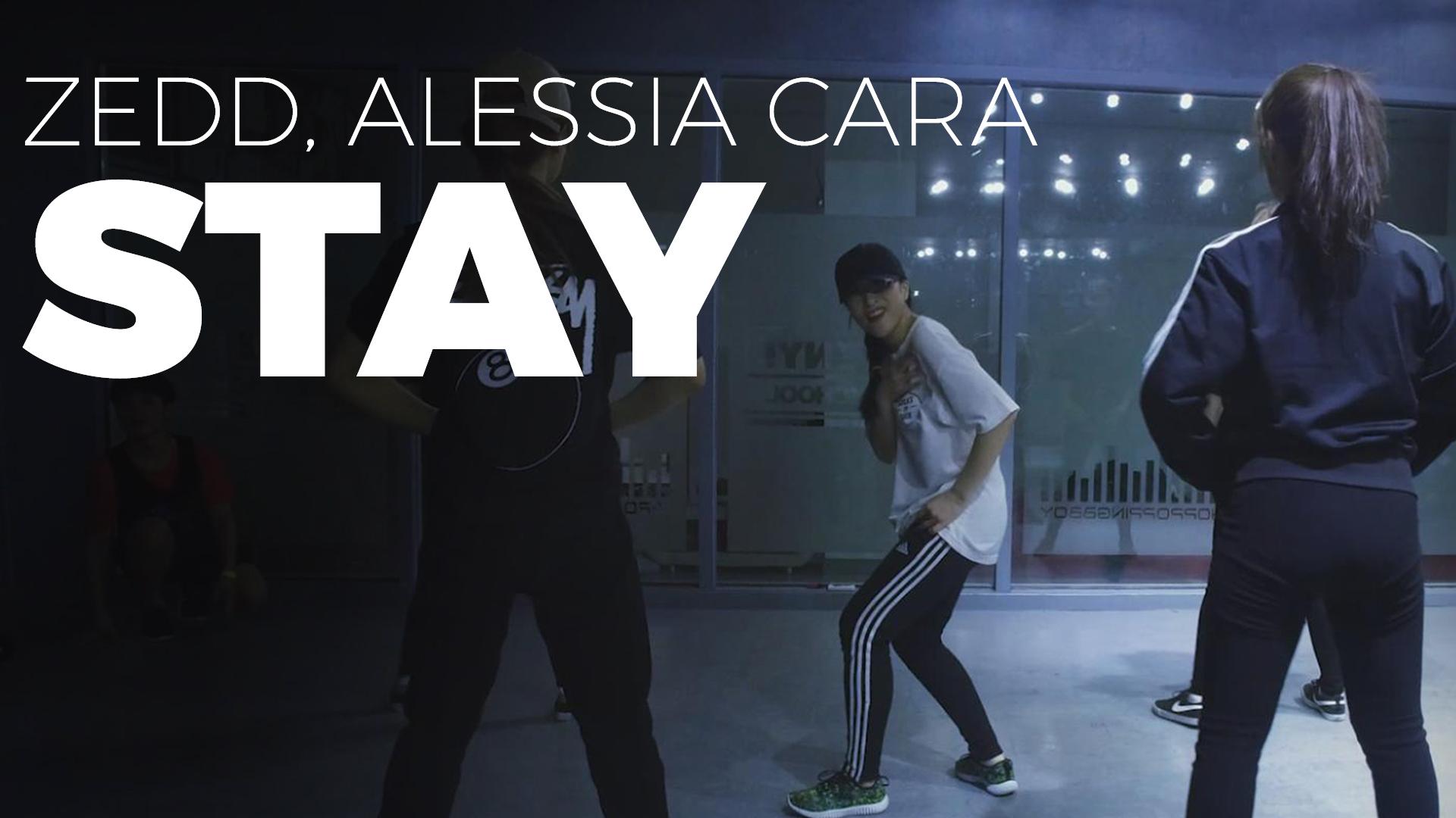 Zedd, Alessia Cara – Stay (choroegraphy_Bora)