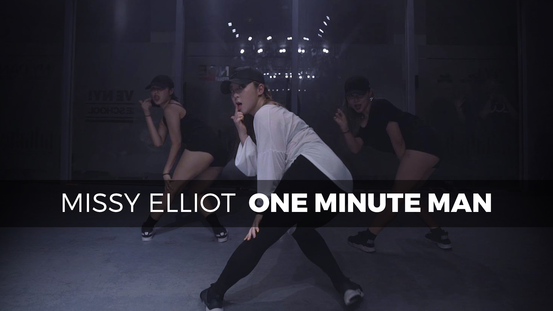 Missy Elliot (ft. Ludacris & Trina) – One Minute Man (choreography_Amy)