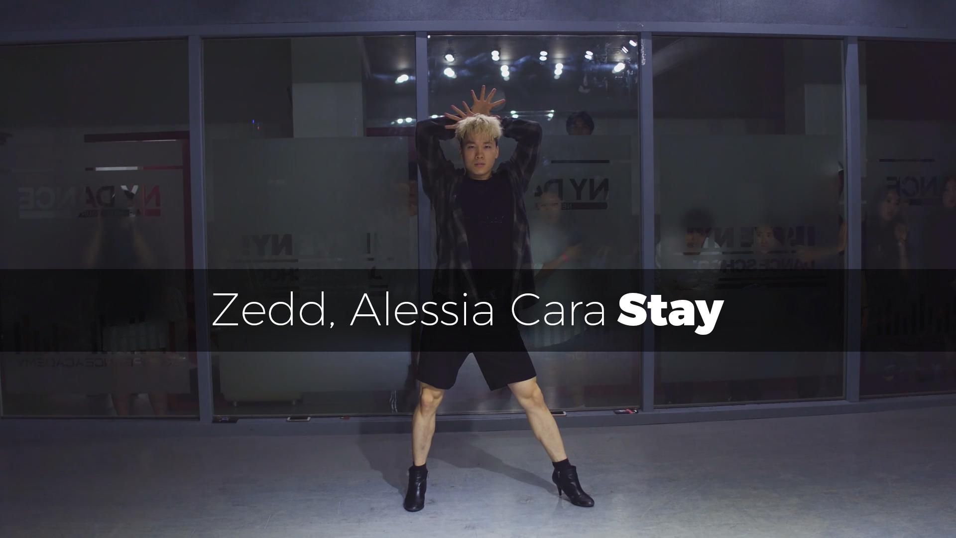 Zedd, Alessia Cara – Stay (choreography_Insung)