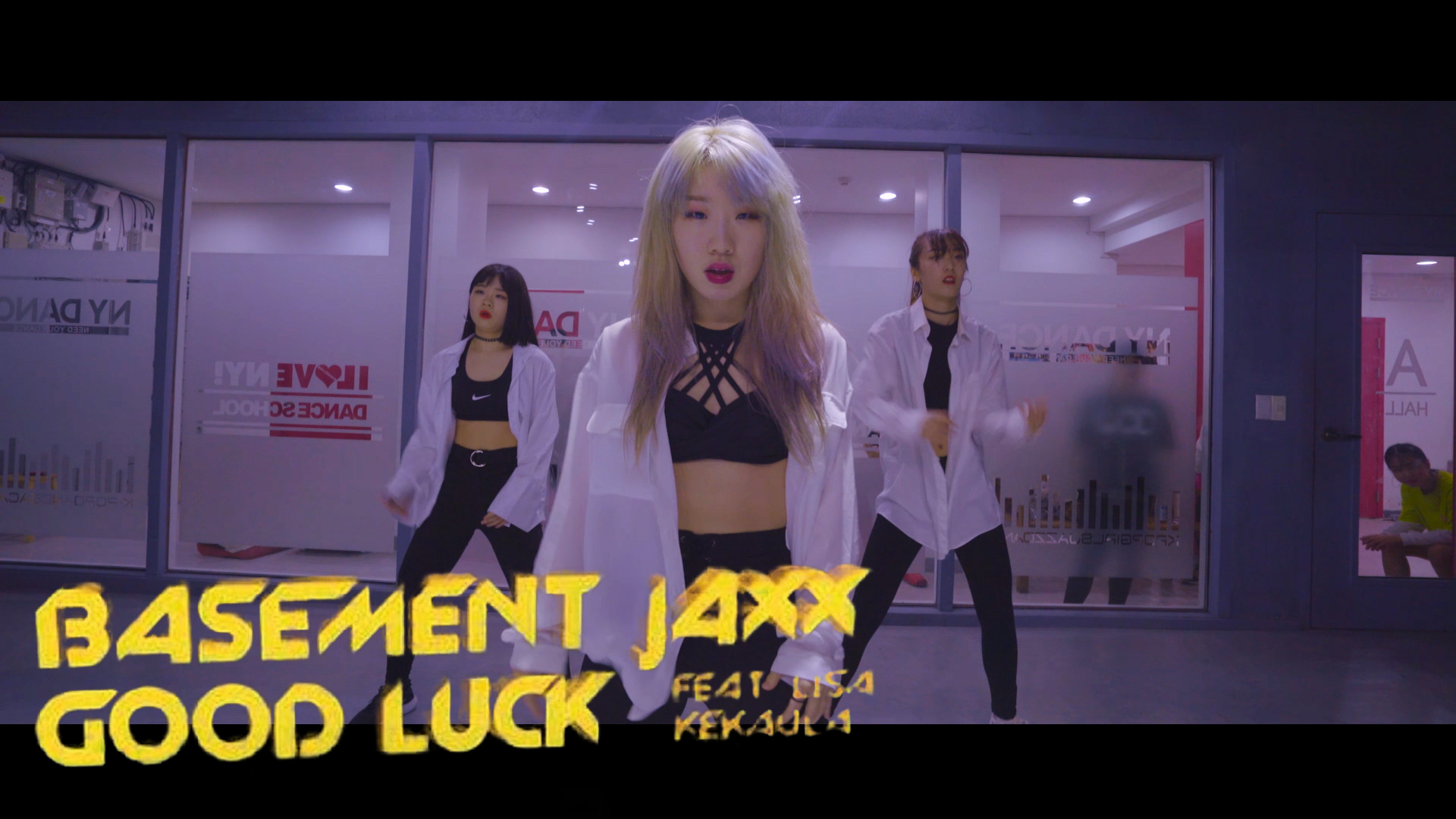 Basement Jaxx – Good Luck feat. Lisa Kekaula (choreography_whatdowwari)