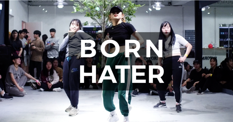 Epik High – Born Hater (choreography AngGo)