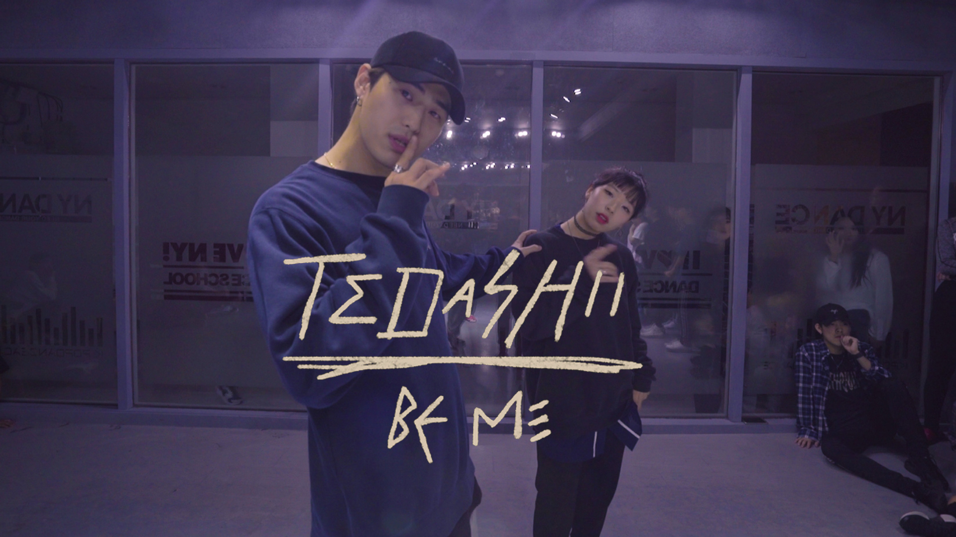 Tedashii – Be Me choreography by JayB