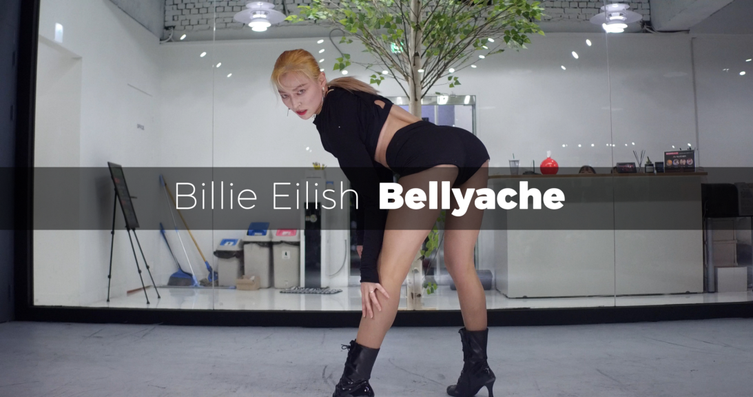 Billie Eilish – Bellyache choreography by Funky-Y