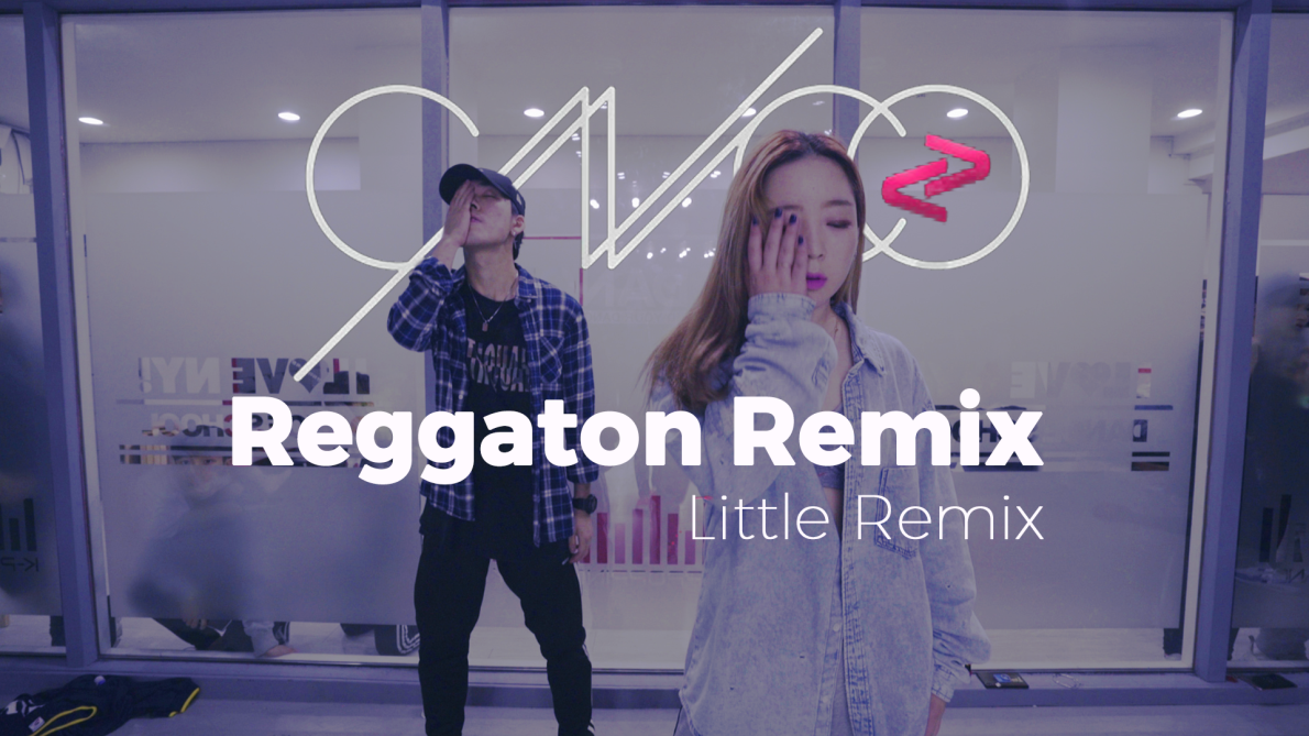 Raggaeton – Lento(Little Mix) choreography by Amy