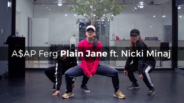 A$AP Ferg – Plain Jane (ft. Nicki Minaj) (choreography Amy)