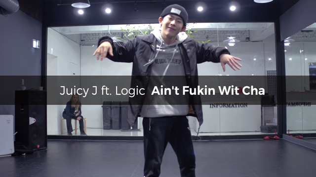 Juicy J ft. Logic – Ain't Fukin Wit Cha (choreography_Zacko)