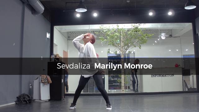 Sevdaliza – Marilyn Monroe (choreography_J-fire)