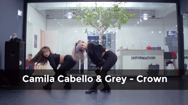 Camila Cabello & Grey – Crown (choreography whatdowwari)
