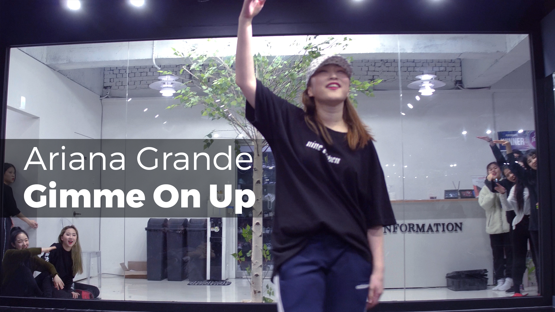 Ariana Grande – Gimme On Up ft. Nicki Minaj (choreography_Bora)