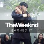 50 The Weeknd - Earned It (choreography_J-fire)