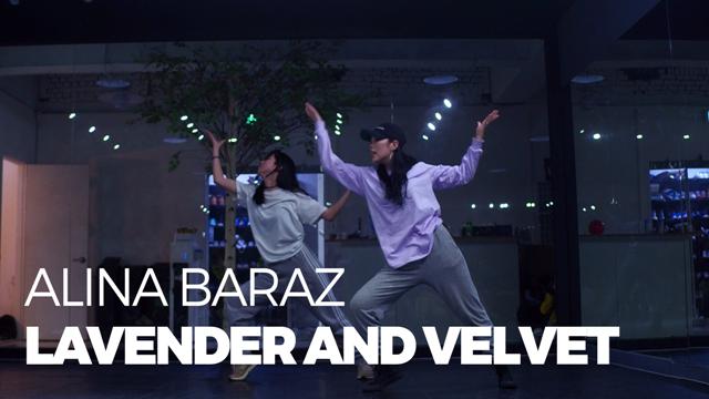 Alina Baraz – Lavender and Velvet (choreography_Yuri)