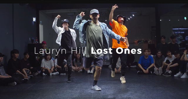 Lauryn Hill – Lost Ones (choreography_J-swag)