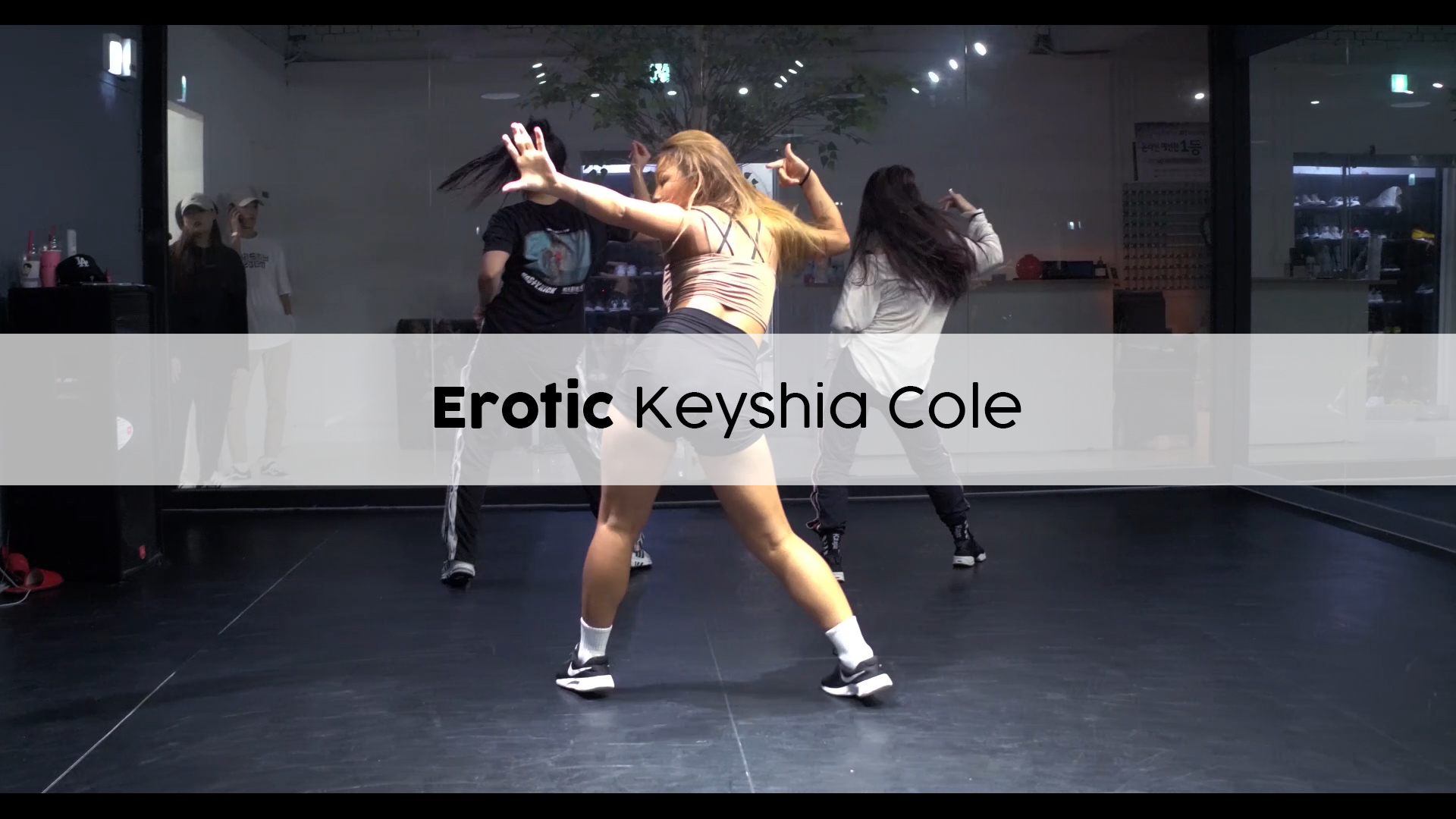 Keyshia Cole – Erotic (choreography_vlaze)