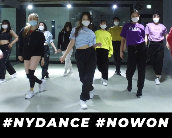 NYDANCE NOWON – WAACKING CLASS