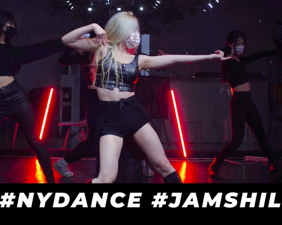 NYDANCE JAMSHIL – GIRL'S HIPHOP