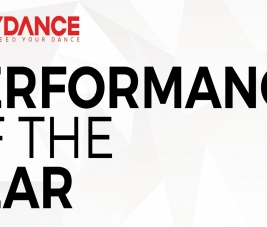 2017 Performance Of The Year 안내