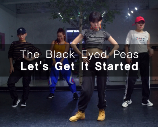 The Black Eyed Peas – Let's Get It Started (choreography_Anggo)