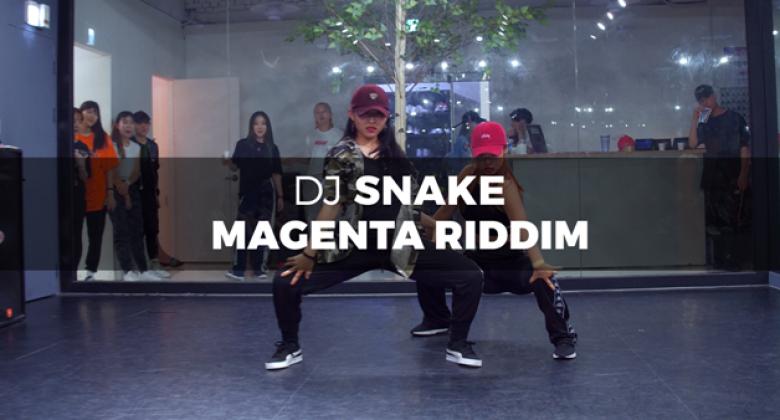 DJ Snake – Magenta Riddim (choreography_J-fire)