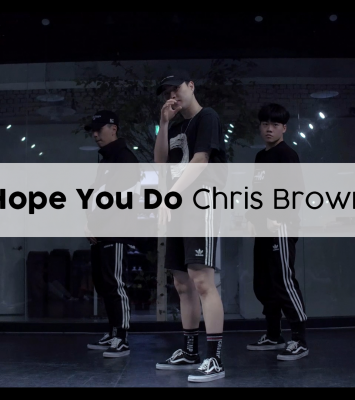 Chris Brown – Hope You Do (choreography_chemi)