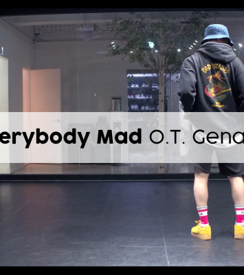 O.T. Genasis – Everybody Mad (choreography_JayB)