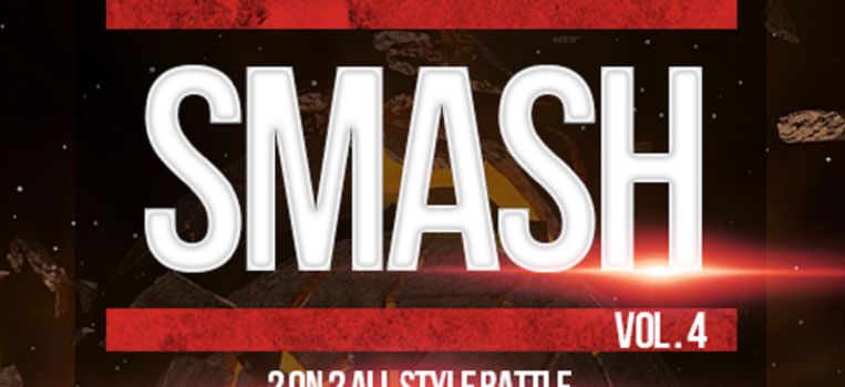 [엔와이댄스] 2017.04.01 SMASH 2 ON 2 ALL STYLEBATTE!!