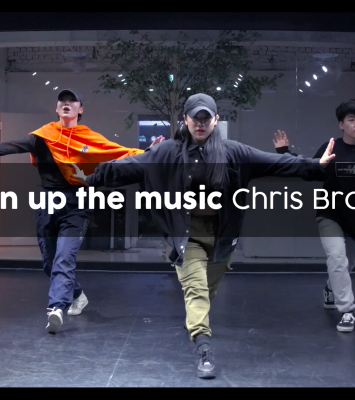 Chris Brown – Turn up the music (choreography_Jahyo)