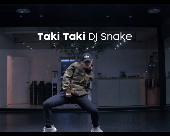 DJ Snake – Taki Taki (choreography_Lily)