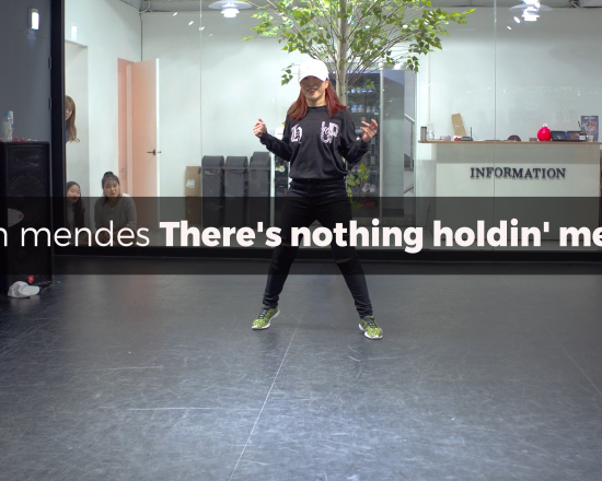 Shawn mendes – There's Nothing Holdin' Me Back choreography Bora