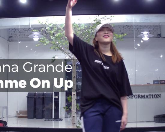 Ariana Grande – Gimme On Up ft. Nicki Minaj (choreography_Bora)