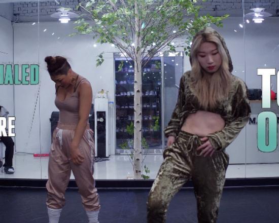 DJ Khaled – Top Off (choreography_whatdowwari)